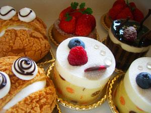 yamahatsuさんのケーキ♪
