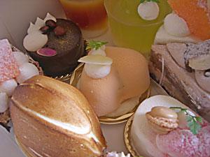 けーき屋のケーキ!