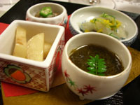 おいしいお料理〜(*^_^*)